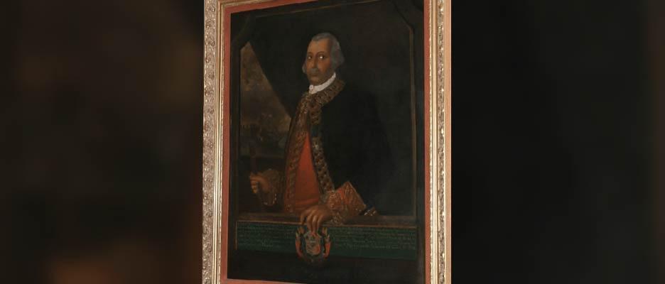 The Portrait Of Bernardo de Galvez
