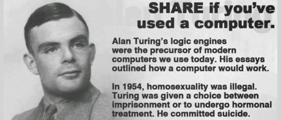 interesting facts about alan turing s life the man who broke  3 father of the modern computer