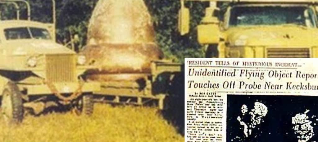 The Kecksburg UFO Incident