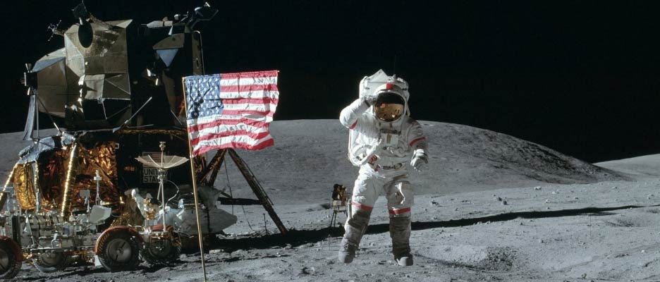 moon landing a conspiracy?